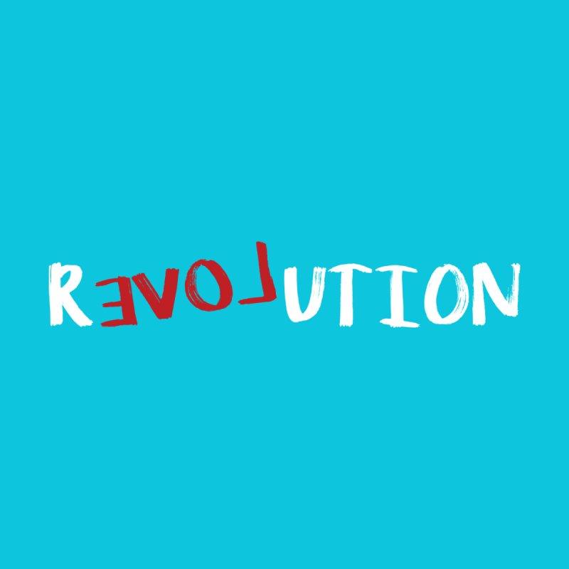R evoL ution (White) by WaWaTees Shop