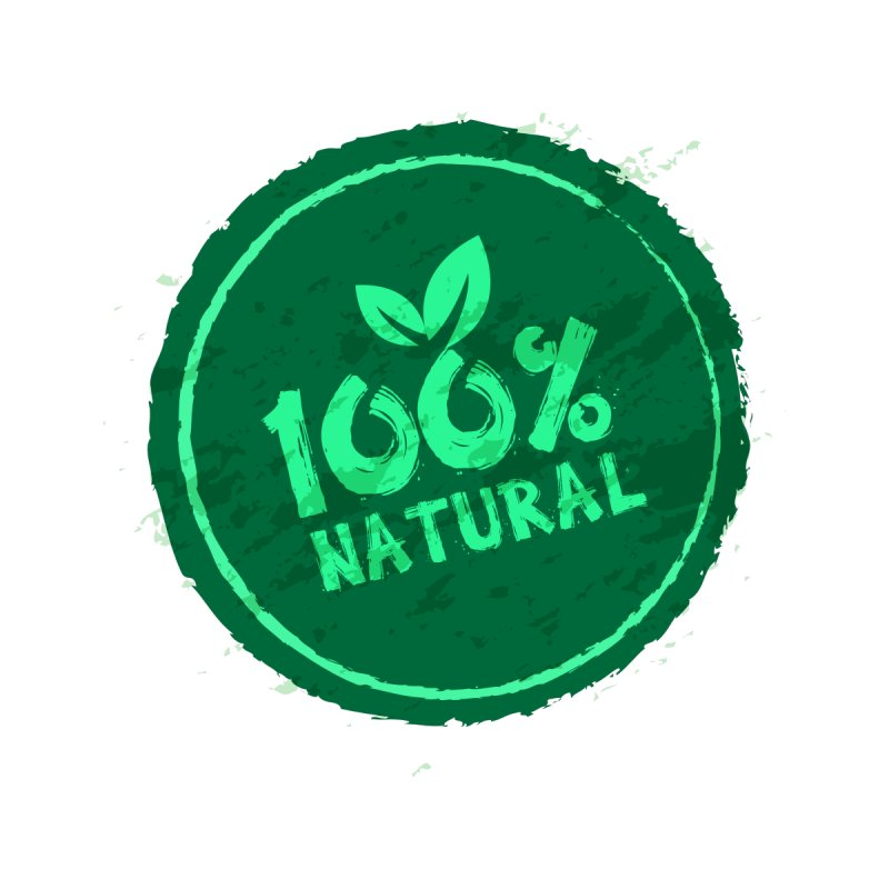 100&% Natural by WaWaTees Shop