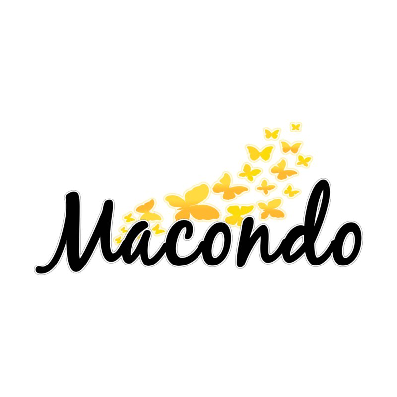 Macondo Butterflyes by WaWaTees Shop