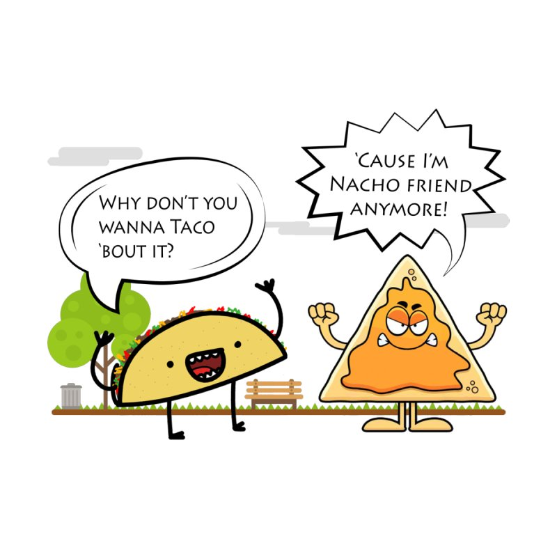 Taco 'n Nacho by WaWaTees Shop