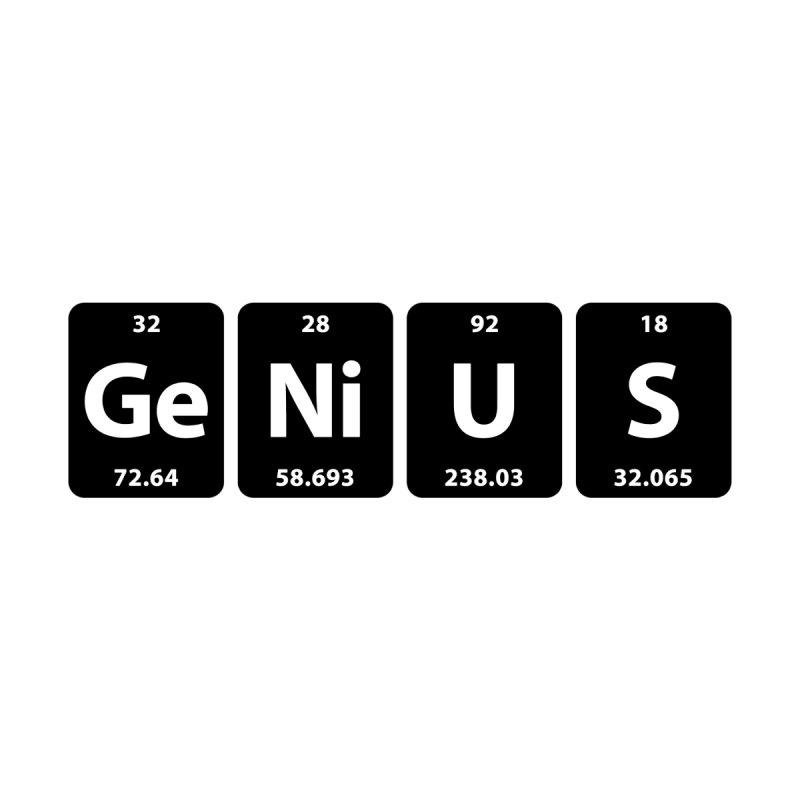 Ge Ni U S by WaWaTees Shop