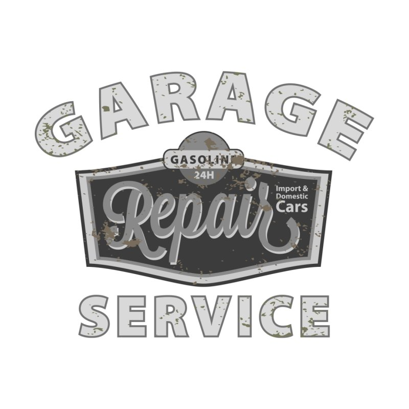 Grunge Garage by WaWaTees Shop