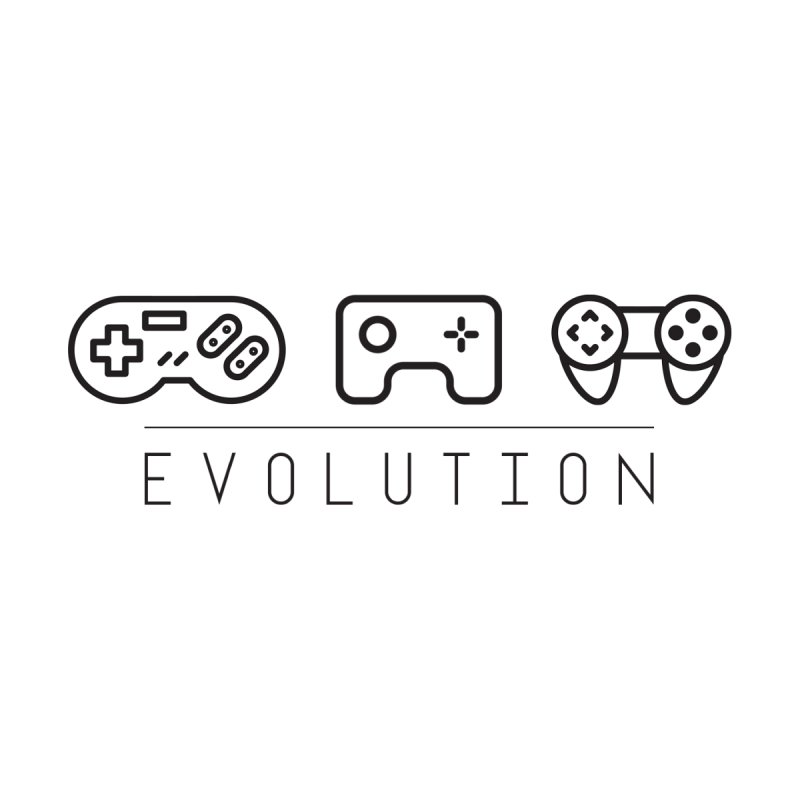 Controllers Evolution by WaWaTees Shop