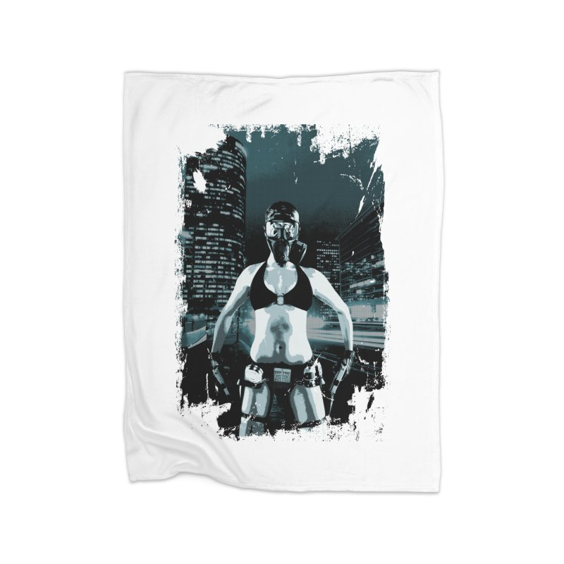 Masked Sexy Killer Home Blanket by WaWaTees Shop