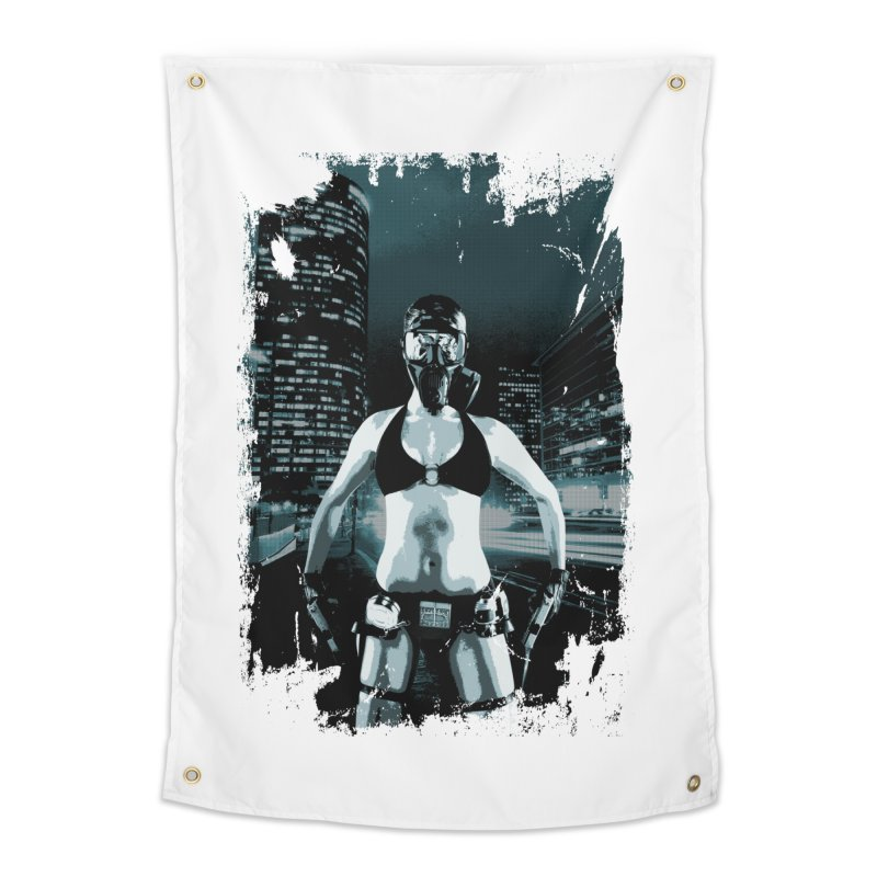 Masked Sexy Killer Home Tapestry by WaWaTees Shop