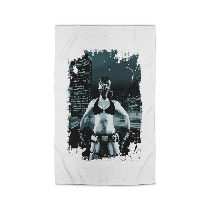 Masked Sexy Killer Home Rug by WaWaTees Shop