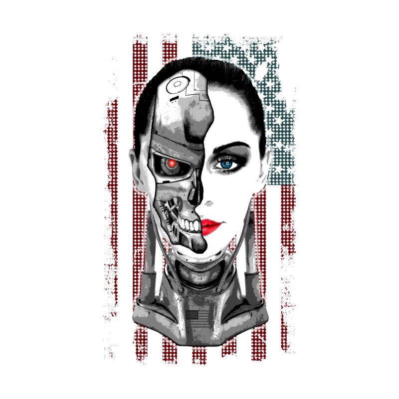Cyborg Trophy by WaWaTees Shop