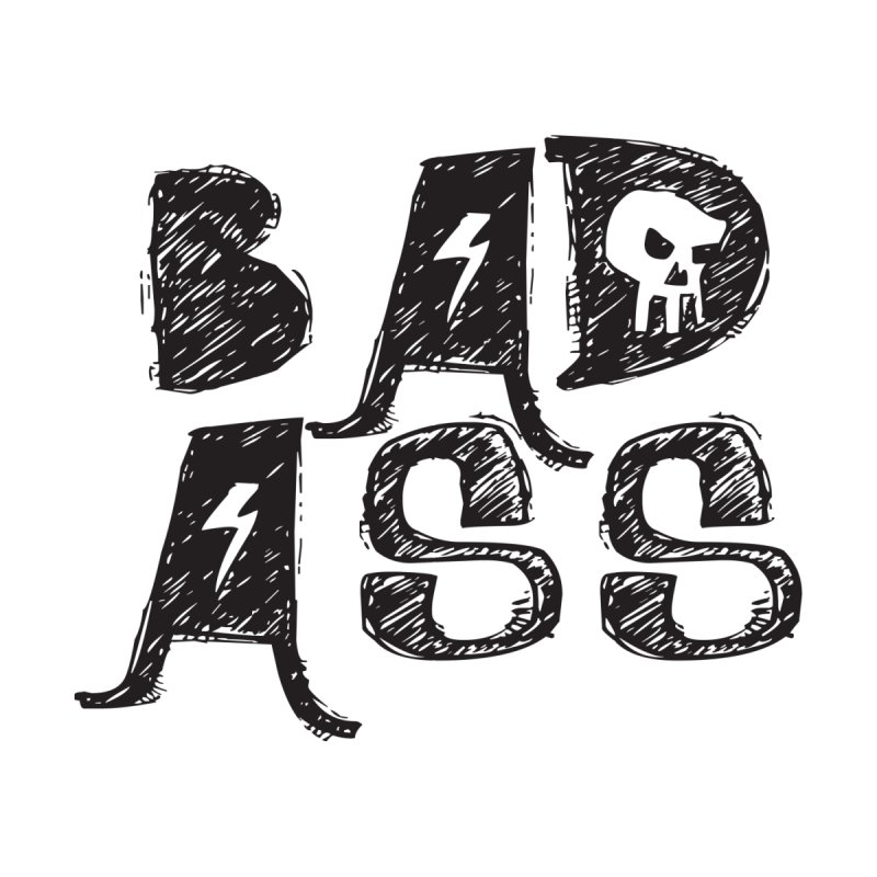 Bad Ass by WaWaTees Shop