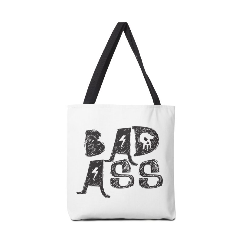 Bad Ass Accessories Bag by WaWaTees Shop
