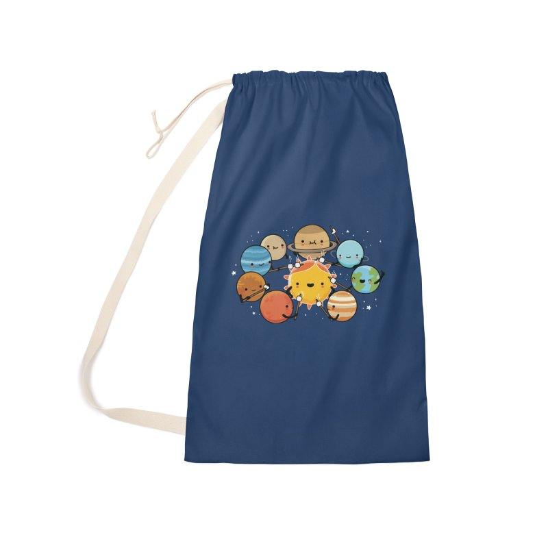 Planets camping Accessories Bag by wawawiwadesign's Artist Shop