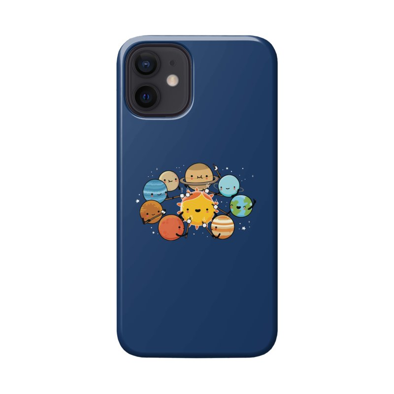 Planets camping Accessories Phone Case by wawawiwadesign's Artist Shop