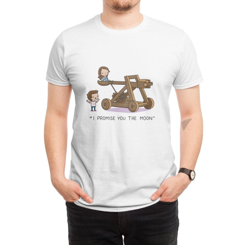 The promise Men's T-Shirt by wawawiwadesign's Artist Shop