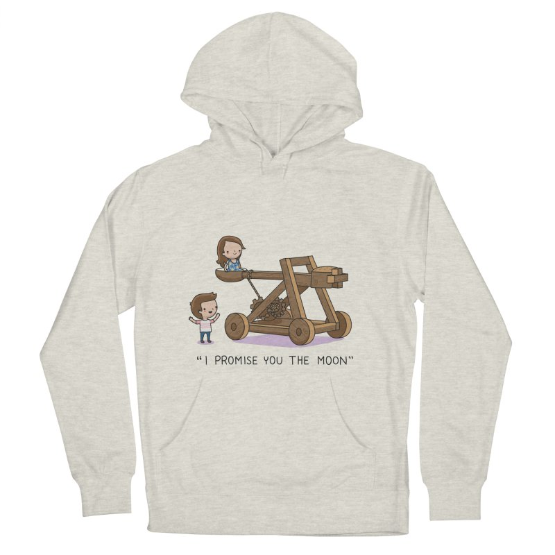 The promise Women's Pullover Hoody by wawawiwadesign's Artist Shop