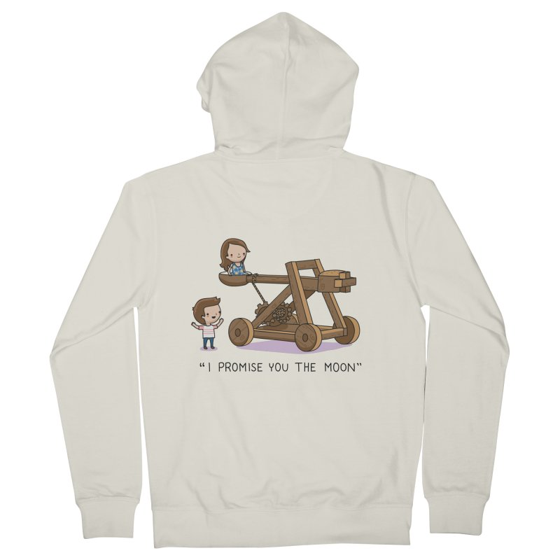 The promise Women's Zip-Up Hoody by wawawiwadesign's Artist Shop