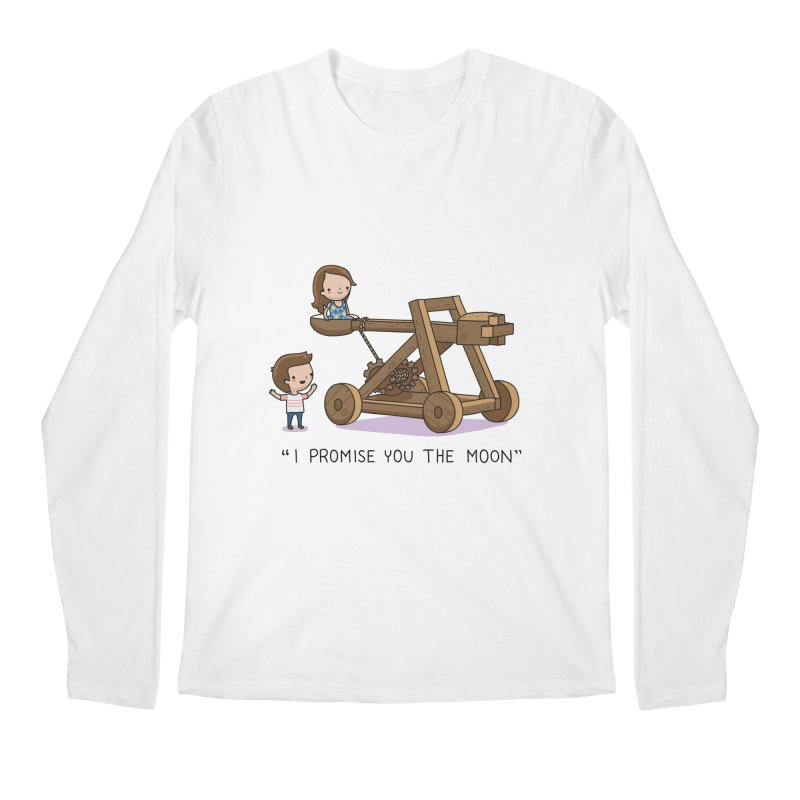 The promise Men's Longsleeve T-Shirt by wawawiwadesign's Artist Shop