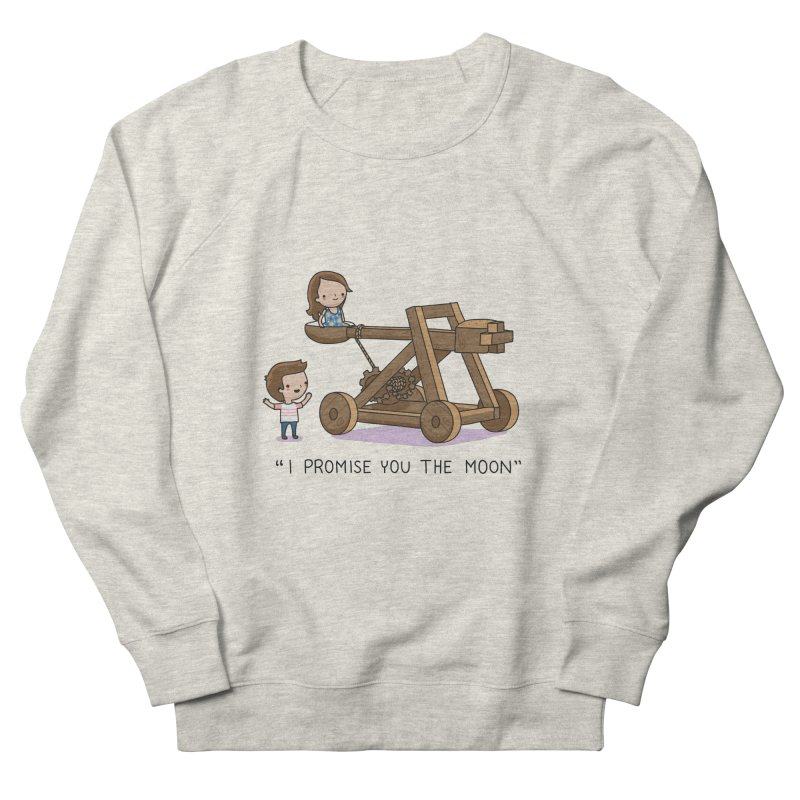 The promise Men's Sweatshirt by wawawiwadesign's Artist Shop