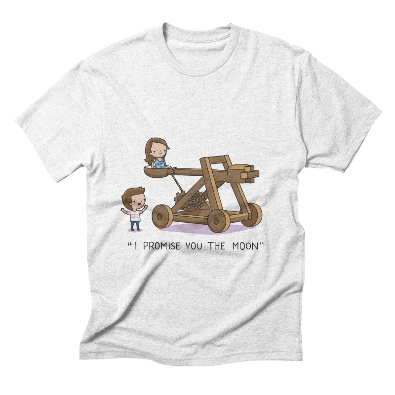 The promise Men's Triblend T-shirt by wawawiwadesign's Artist Shop