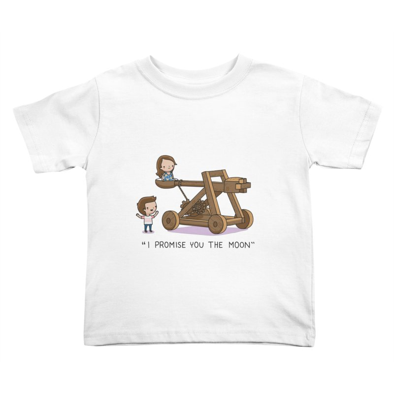 The promise Kids Toddler T-Shirt by wawawiwadesign's Artist Shop