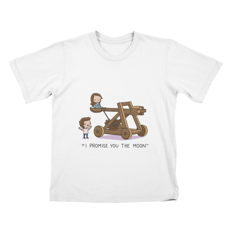 The promise Kids T-shirt by wawawiwadesign's Artist Shop