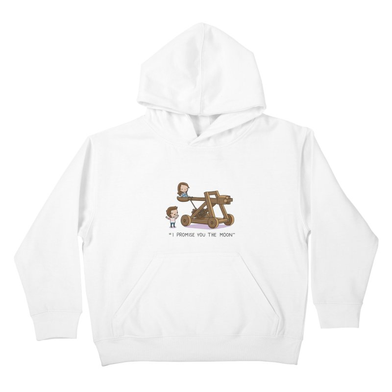 The promise Kids Pullover Hoody by wawawiwadesign's Artist Shop