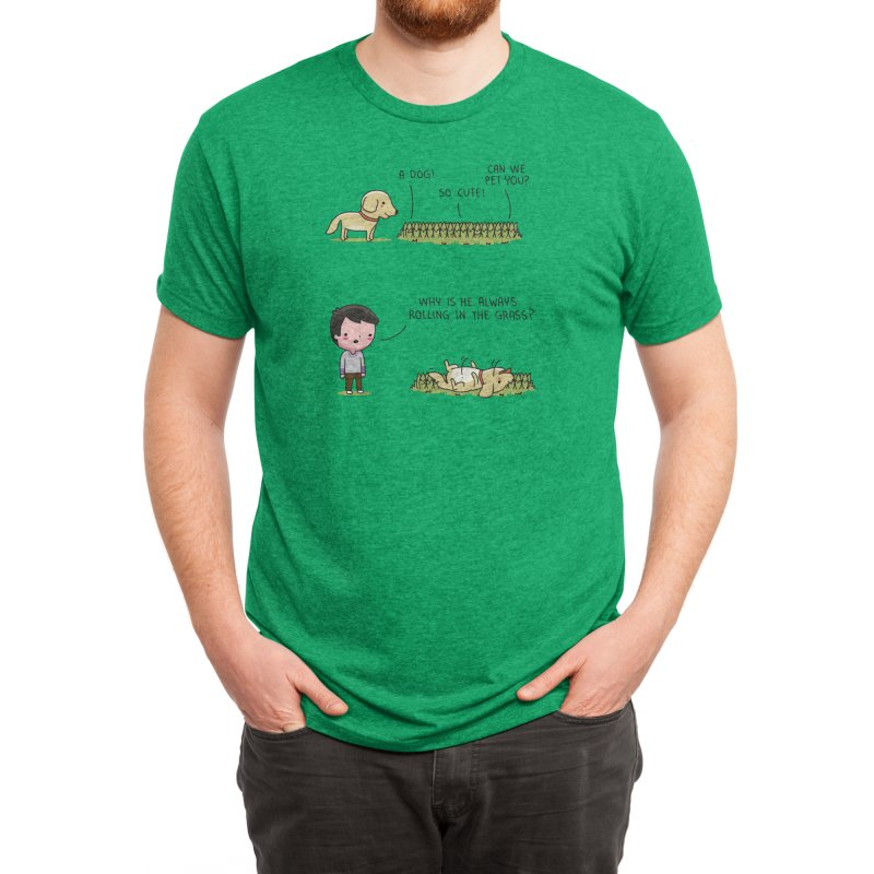 Mystery solved Men's T-Shirt by wawawiwadesign's Artist Shop