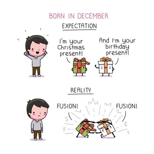 Design for Born in December