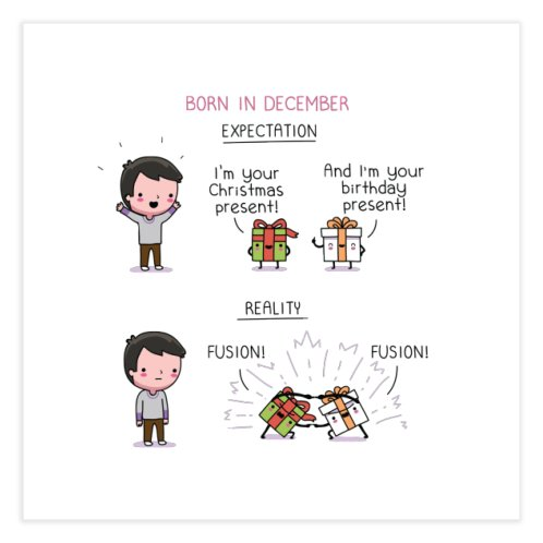 image for Born in December