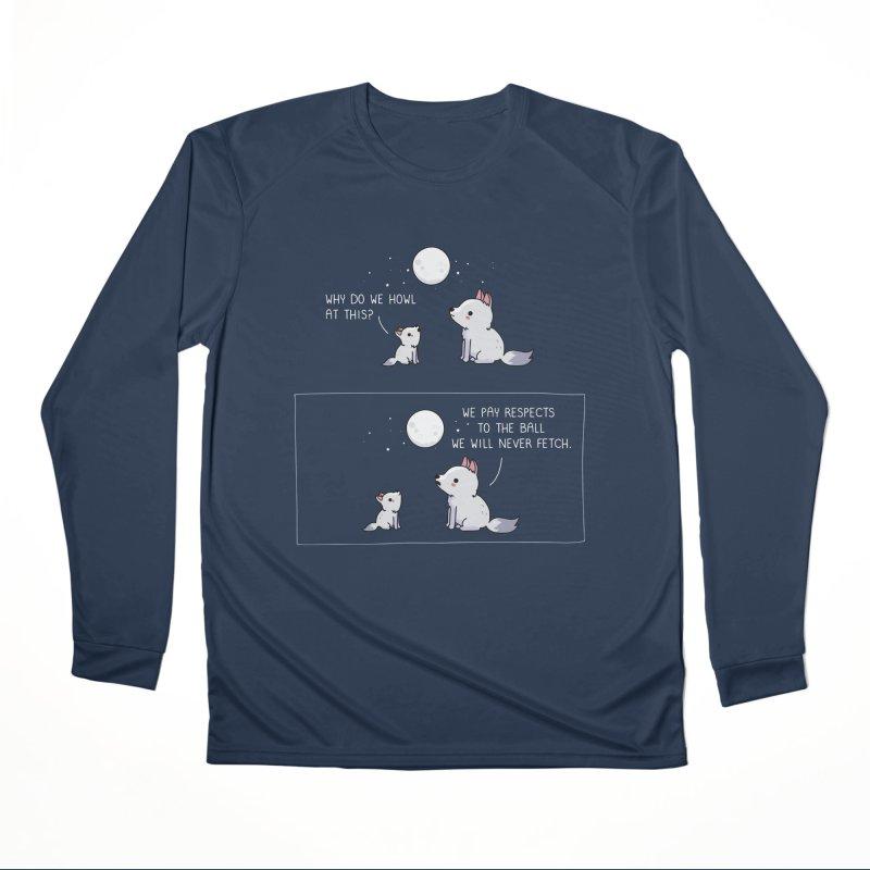 Pay respects Women's Longsleeve T-Shirt by wawawiwadesign's Artist Shop