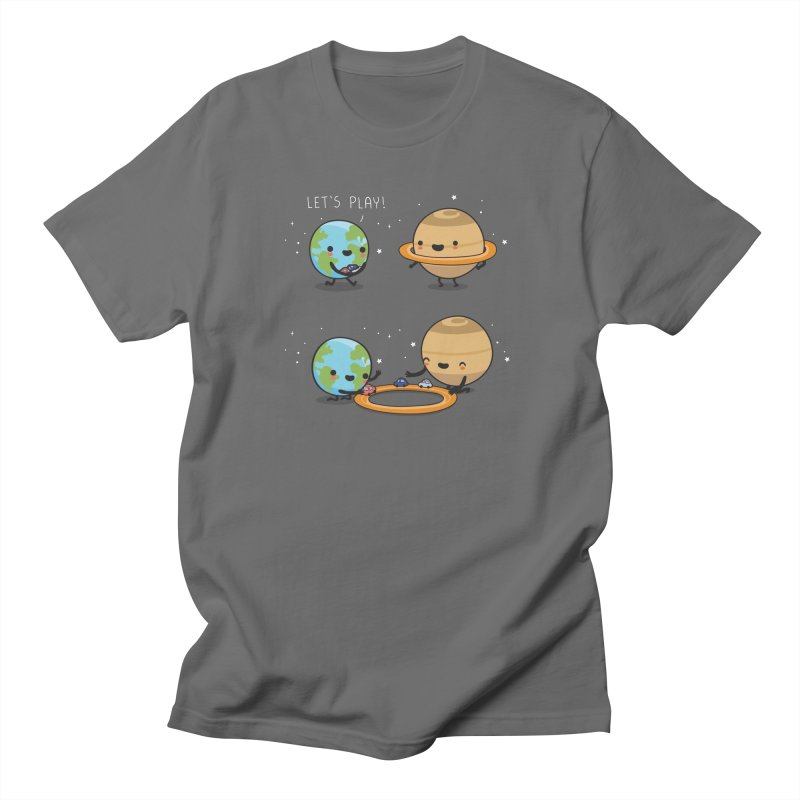 Let's play Men's T-Shirt by wawawiwadesign's Artist Shop