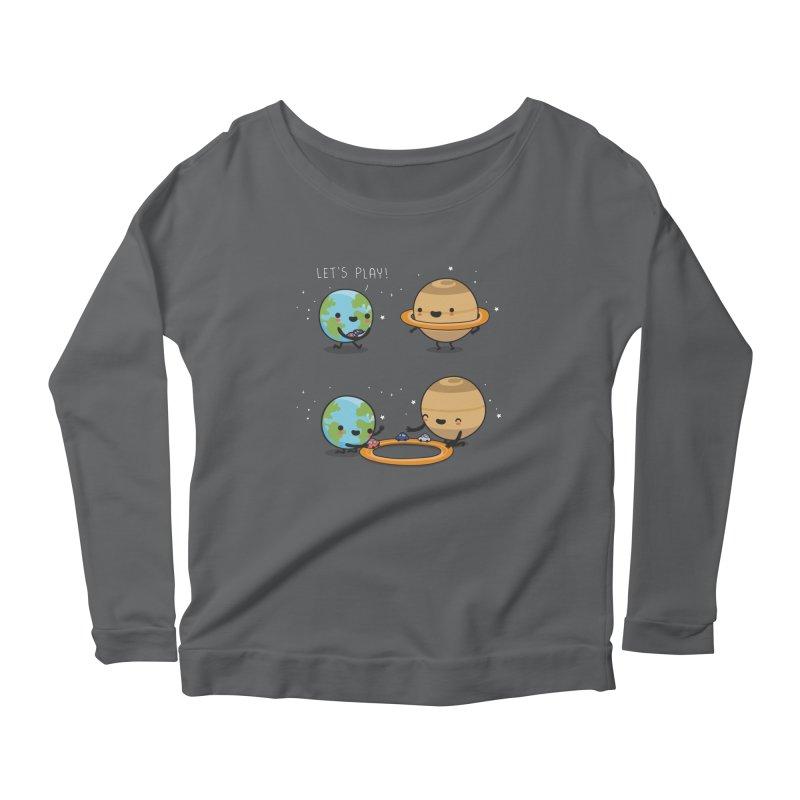 Let's play Women's Longsleeve T-Shirt by wawawiwadesign's Artist Shop