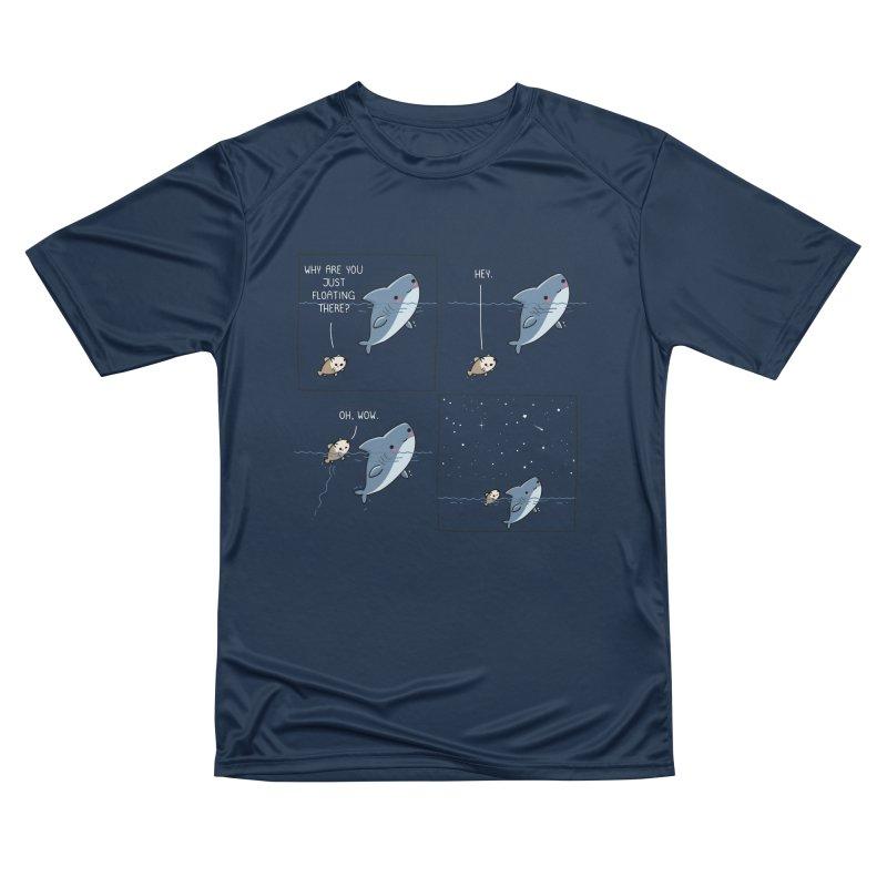 Stargazing Women's T-Shirt by wawawiwadesign's Artist Shop