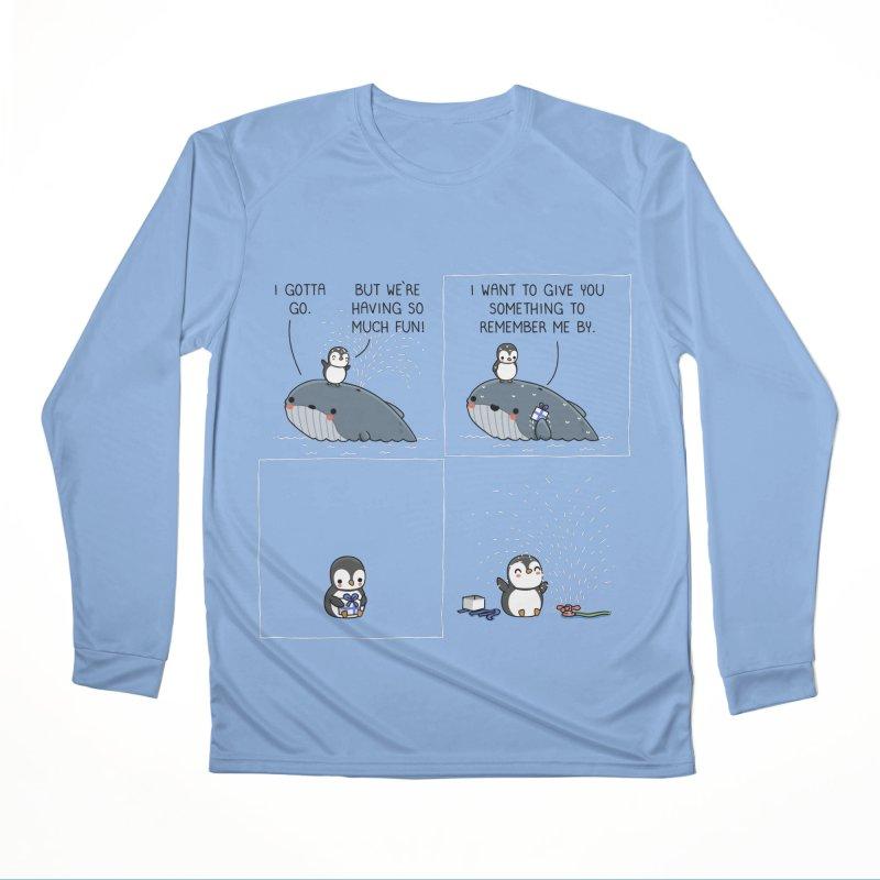 Something to remember me by Women's Longsleeve T-Shirt by wawawiwadesign's Artist Shop