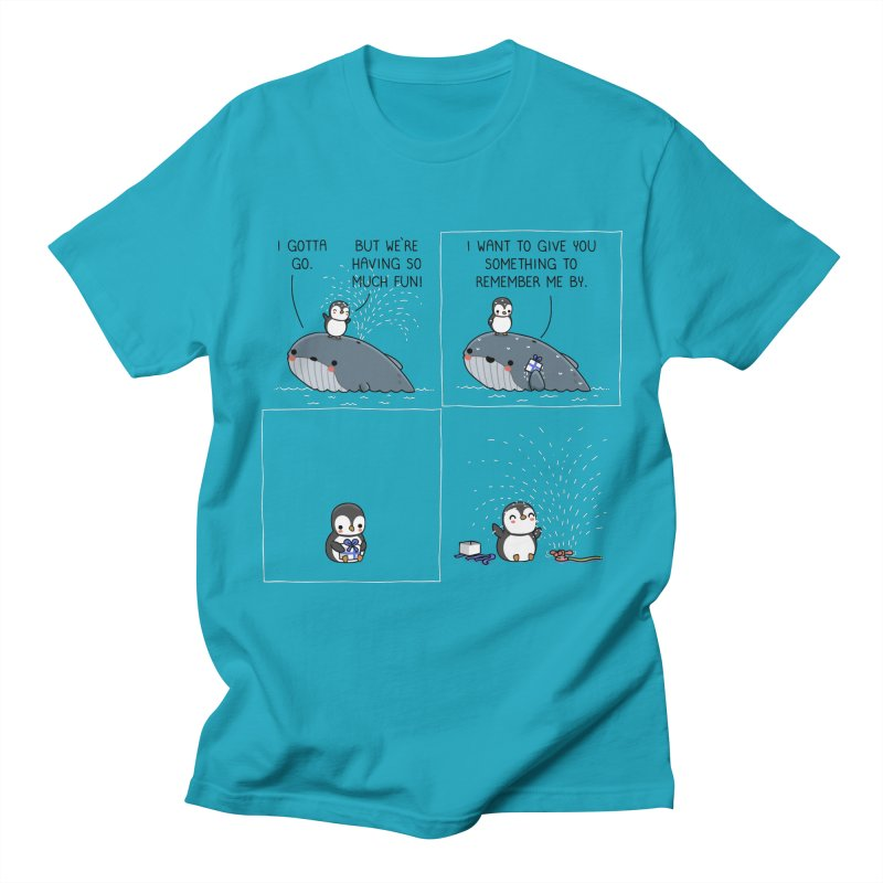 Something to remember me by Men's T-Shirt by wawawiwadesign's Artist Shop