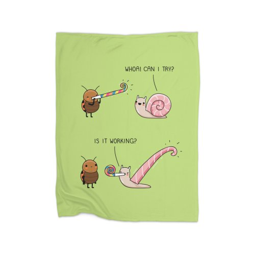image for Snail celebrating
