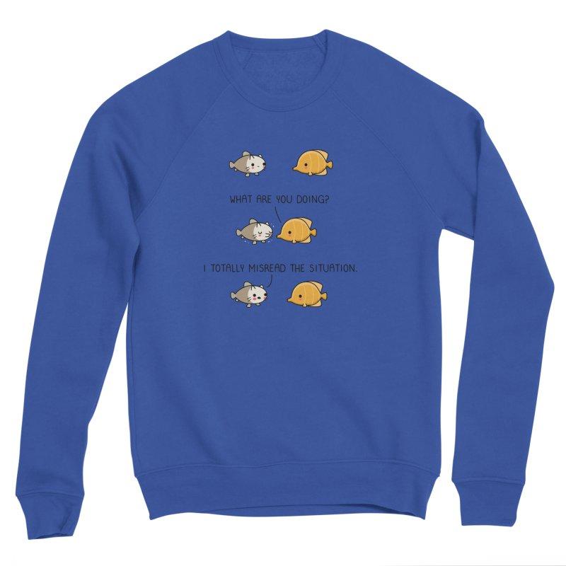 Misread Women's Sweatshirt by wawawiwadesign's Artist Shop