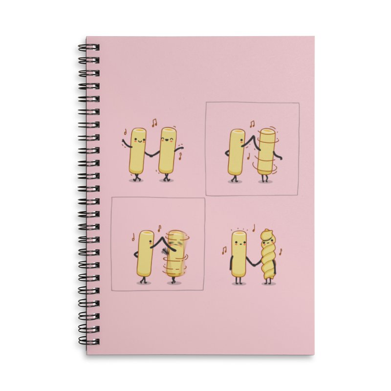 Do the spin Accessories Notebook by wawawiwadesign's Artist Shop