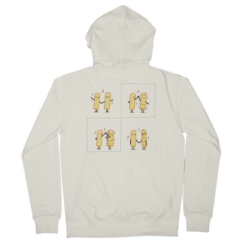 Do the spin Men's Zip-Up Hoody by wawawiwadesign's Artist Shop
