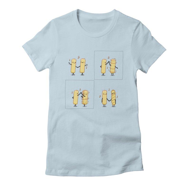 Do the spin Women's T-Shirt by wawawiwadesign's Artist Shop