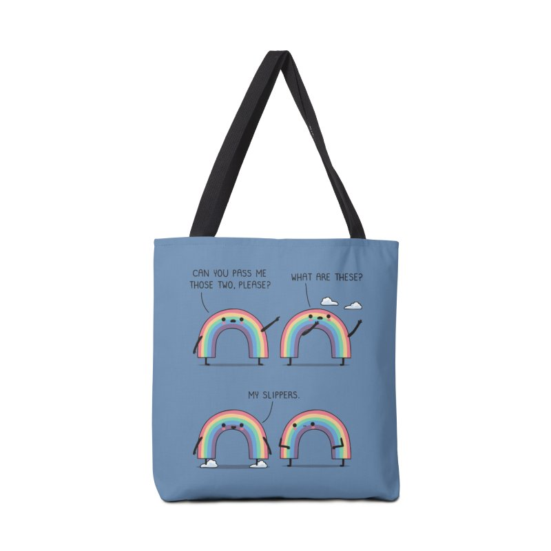 My slippers Accessories Bag by wawawiwadesign's Artist Shop
