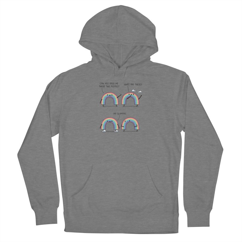 My slippers Women's Pullover Hoody by wawawiwadesign's Artist Shop