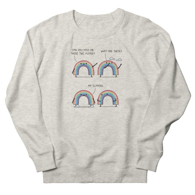 My slippers Men's Sweatshirt by wawawiwadesign's Artist Shop