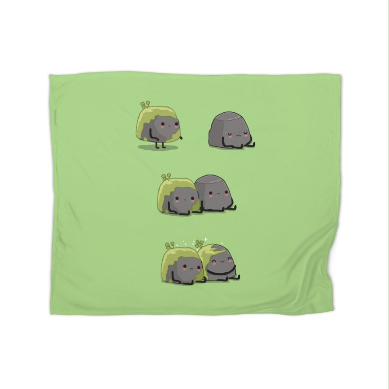 You help me the moss Home Blanket by wawawiwadesign's Artist Shop