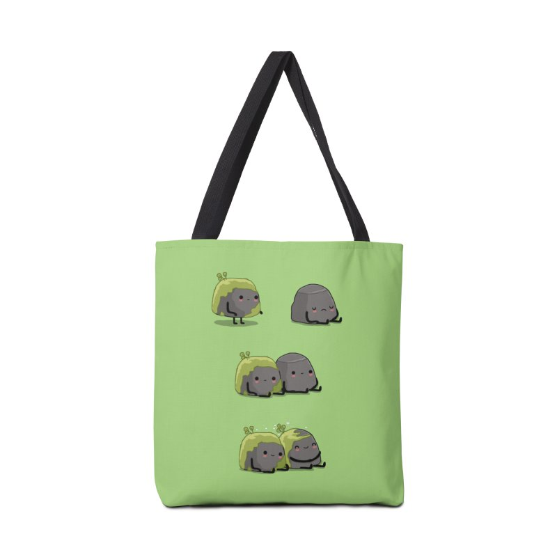 You help me the moss Accessories Bag by wawawiwadesign's Artist Shop