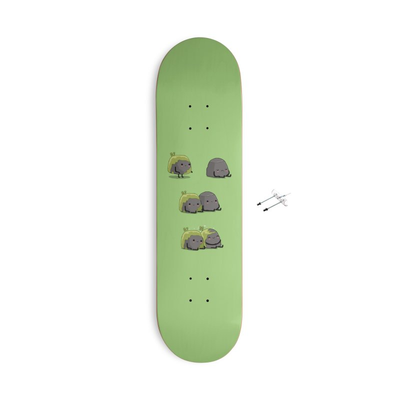 You help me the moss Accessories Skateboard by wawawiwadesign's Artist Shop