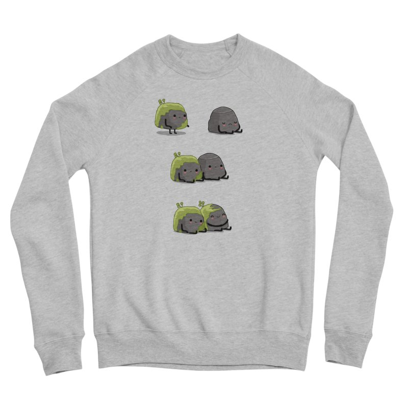 You help me the moss Men's Sweatshirt by wawawiwadesign's Artist Shop