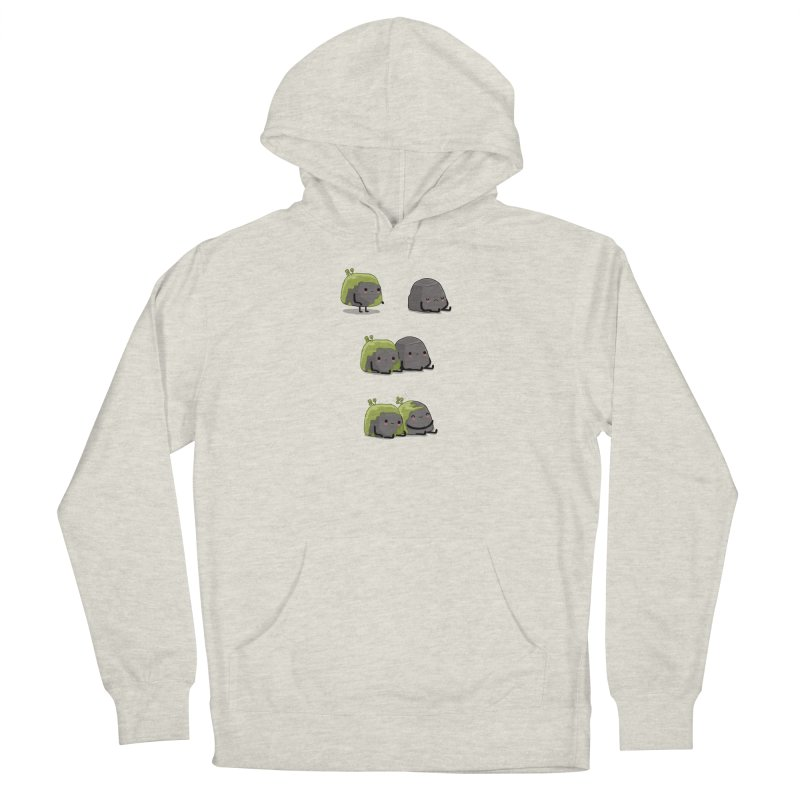 You help me the moss Men's Pullover Hoody by wawawiwadesign's Artist Shop