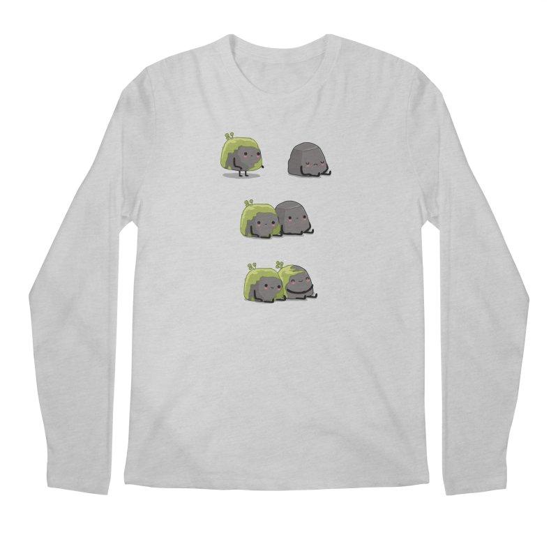 You help me the moss Men's Longsleeve T-Shirt by wawawiwadesign's Artist Shop