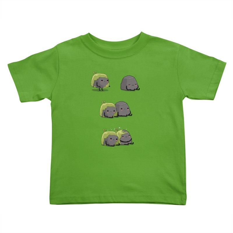 You help me the moss Kids Toddler T-Shirt by wawawiwadesign's Artist Shop
