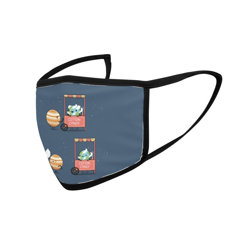 Cotton candy Accessories Face Mask by wawawiwadesign's Artist Shop