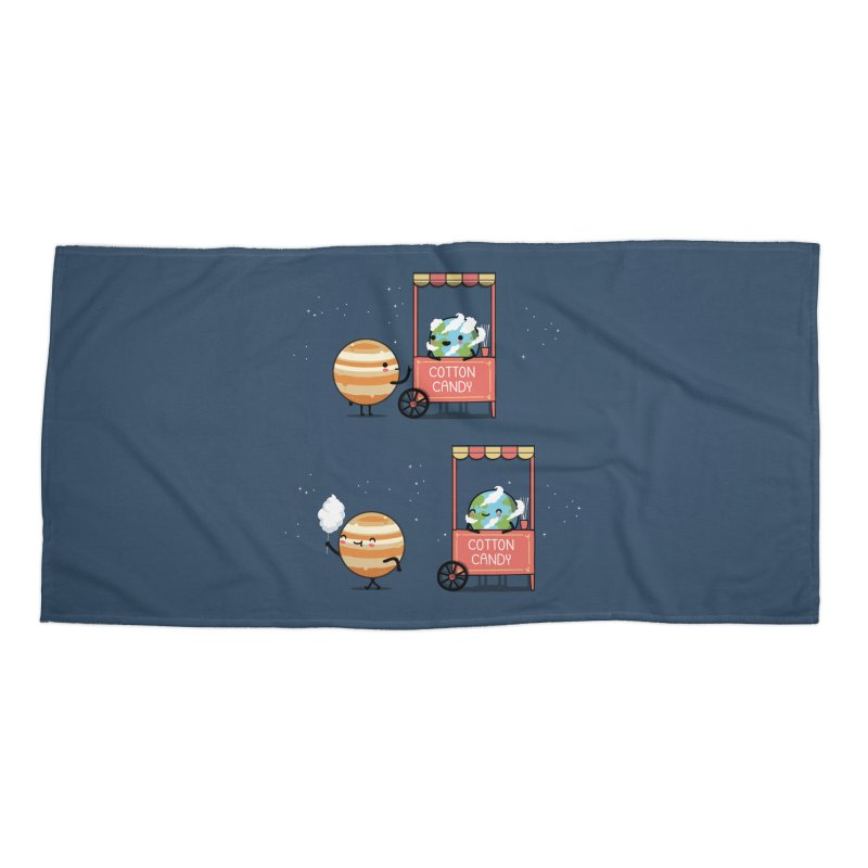 Cotton candy Accessories Beach Towel by wawawiwadesign's Artist Shop